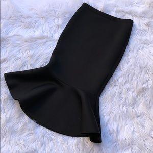 Dresses & Skirts - Black mermaid skirt